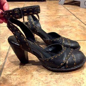 Born Mary Jane strap sandals heels 7 concept 38